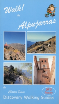 Walk! the Alpujarras, Paperback Book