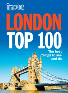 Time Out London Top 100, Paperback Book
