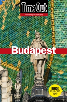 Time Out Budapest City Guide, Paperback Book