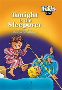 Tonight is the Sleepover, Paperback Book