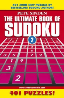 The Ultimate Book of Sudoku : 401 Puzzles, Paperback Book