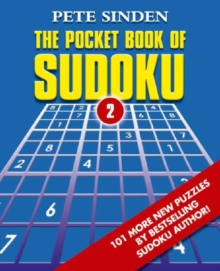 The Pocket Book of Sudoku, Paperback Book