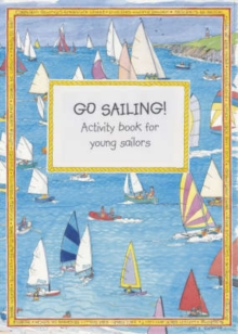 RYA Go Sailing Activity Book, Paperback Book