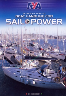 RYA Boat Handling for Sail and Power, Paperback Book