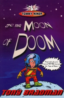 Tommy Niner and the Moon of Doom, Paperback Book