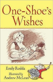 One-shoe's Wishes, Paperback Book