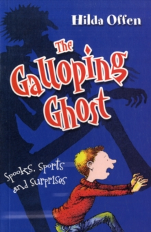 The Galloping Ghost, Paperback Book