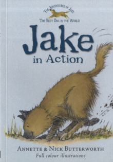 Jake in Action, Paperback Book