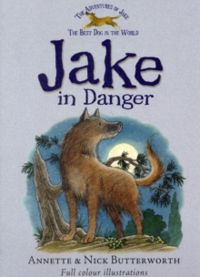 Jake in Danger, Paperback Book