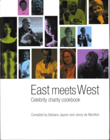 East Meets West, Hardback Book