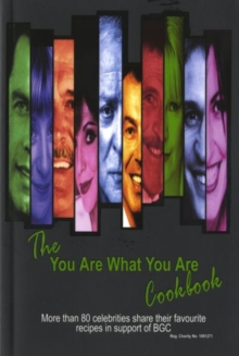 You Are What You Are Cookbook, Paperback / softback Book