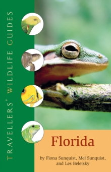 Traveller's Wildlife Guide to Florida, Paperback Book
