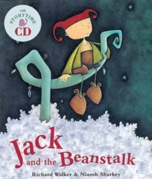 Jack and the Beanstalk (with CD), Wallet or folder Book