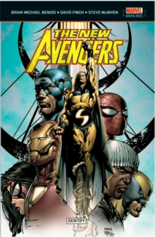 New Avengers Vol.2: The Sentry : New Avengers #7-13, Paperback / softback Book