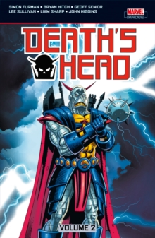 Death's Head Vol.2, Paperback Book
