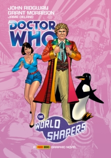Doctor Who : Doctor Who: The World Shapers World Shapers Vol 9, Paperback Book
