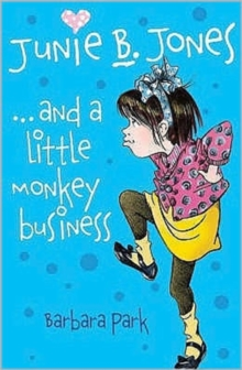 Junie B. Jones and a Little Monkey Business, Paperback Book