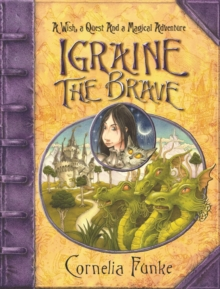 Igraine the Brave, Hardback Book