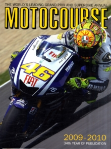 Motocourse Annual : The World's Leading Grand Prix and Superbike Annual, Hardback Book