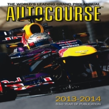 Autocourse : The World's Leading Grand Prix Annual, Hardback Book