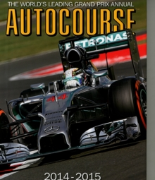 Autocourse Annual : The World's Leading Grand Prix Annual, Hardback Book