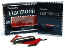 Playing the Harmonica - Box Set, Mixed media product Book