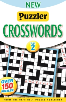 New Puzzler Crosswords : Vol.2, Paperback / softback Book