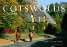 Cotswolds, North : Little Souvenir Book, Hardback Book