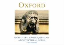Oxford Gargoyles : A Little Souvenir, Hardback Book