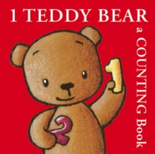 1 Teddy Bear : A Counting Book, Board book Book