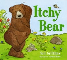 Itchy Bear, Paperback / softback Book