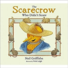 The Scarecrow Who Didn't Scare, Paperback / softback Book