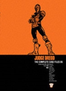 Judge Dredd : Complete Case Files v. 6, Paperback Book