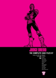 Judge Dredd : Complete Case Files v. 7, Paperback Book