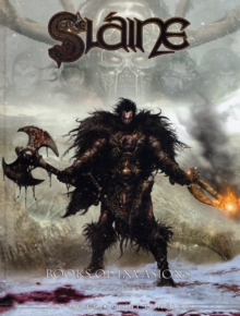 Slaine : The Books of Invasions v. 3, Hardback Book