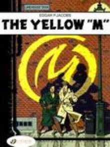 "The Adventures of Blake and Mortimer : The Yellow ""M"" v. 1, Paperback Book"