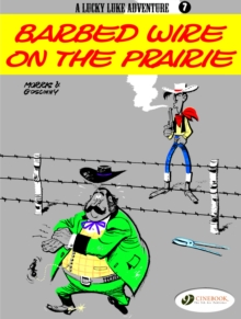 Barbed Wire on the Prairie, Paperback Book