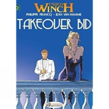 Largo Winch : Takeover Bid v. 2, Paperback Book