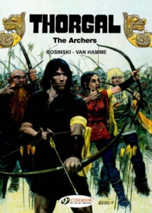 Thorgal : Archers v. 4, Paperback Book