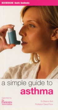 SIMPLE GUIDE TO ASTHMA STICKERED, Paperback Book