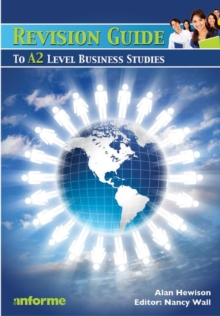 Revision Guide to A2 Level Business Studies, Paperback Book