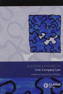 Questions and Answers on Irish Company Law, Hardback Book