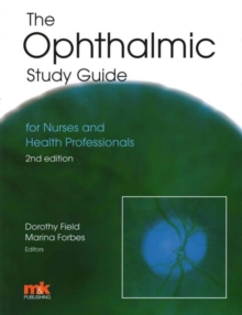 The Ophthalmic Study Guide, Paperback Book