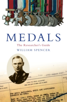 Medals : The Researcher's Guide, Paperback Book