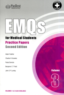EMQs for Medical Students : Practice Papers Volume 3, Paperback Book