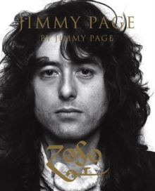 Jimmy Page by Jimmy Page, Hardback Book