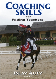 Coaching Skills for Riding Teachers, Paperback / softback Book