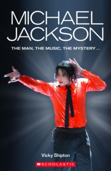 Michael Jackson biography Audio Pack, Mixed media product Book