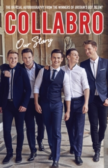 Collabro - Our Story, Hardback Book