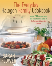 Everyday Halogen Family Cookbook, Paperback Book